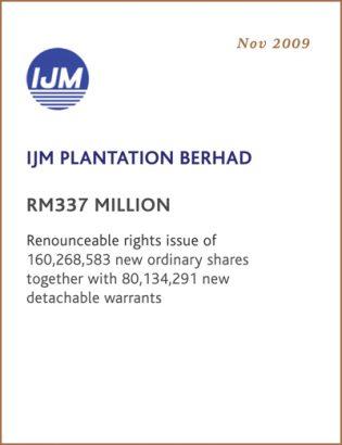 B-IJM-PLANTATION-BERHAD-Nov-2009