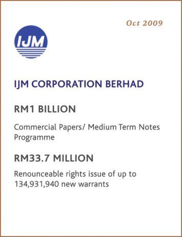 C-IJM-CORPORATION-BERHAD-Oct-2009