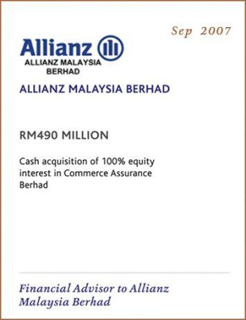 E-ALLIANZ-MALAYSIA-BERHAD-Sep-2007