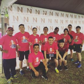 Ayer Hitam Forest Run - Winner